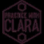 #PracticeWithClara
