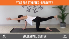Yoga for Athletes - Recovery