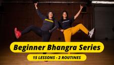 Beginner Bhangra -  Lesson 1