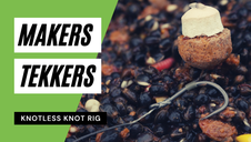 Makers Tekkers | Knotless Knot Rig | How to tie