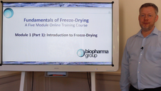Introduction to Freeze Drying