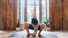 Adam Husler - Yoga For Shoulders