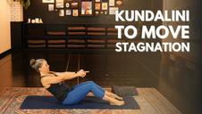 Kundalini to Move Stagnation