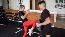 Krav Maga Workout 19