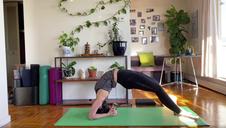 Clara roberts oss yoga