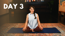 Day 3: Breath Awareness Meditation