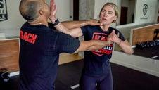 Krav Maga Workout 16