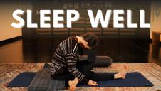 Sleep Well: A Restorative Practice