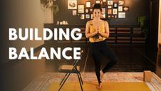 Building Balance Yoga Flow