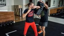 Krav Maga Workout 17