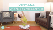 energising morning yoga practice