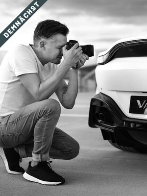 Automobilfotografie mit Sergej Falk