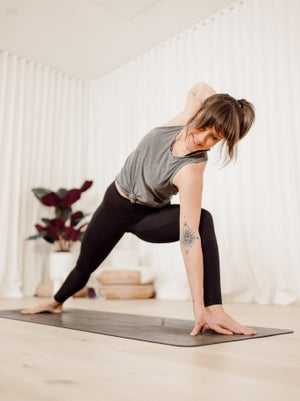 Yoga for Beginners with Erica Kiely