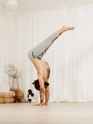 Handstands with Patrick Beach