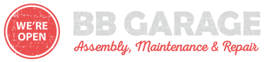 BB Garage Logo
