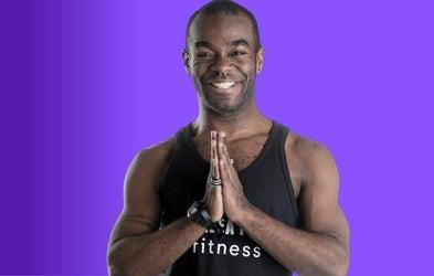 """<p><span class=""""font-bold"""">Dorian</span></p><p>Yoga + Mindfulness</p>"""