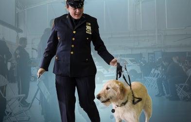 "<p>K-9 Police Officer</p><p><span class=""text-xs"">Katarina Narvaez &amp;  Freddy</span></p><p></p>"