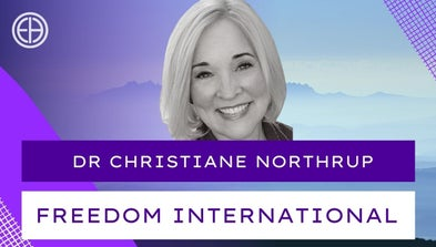 <p>Dr Christiane Northrup</p>