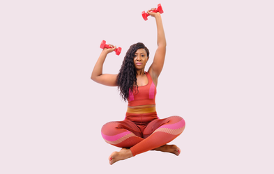 <p>Toned Arms Challenge</p>