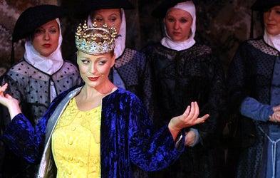 "<p>Princess Ida, <span class=""italic"">National G&amp;S Opera Co.</span></p>"