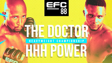 <p>EFC 88 Main Card Bouts</p><p>$14.99 (Only available on PPV)</p><p></p>