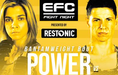 <p>EFC FIGHT NIGHT 1 PRELIM CARD</p><p>$9.99</p>