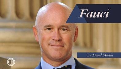 <p>Dr David Martin</p>