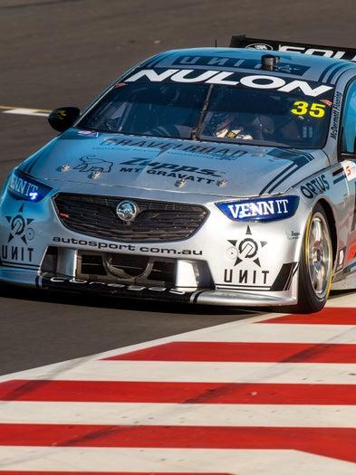 <p>Nulon Goes Racing</p>
