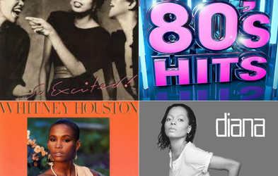 """<p><span style=""""color: #414754ff;"""" >Hits of the 80s Playlist</span></p>"""