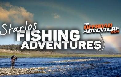 <p>Starlo's Fishing Adventures</p>