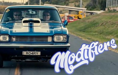 <p>Modifiers</p>