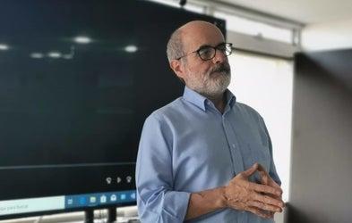 <p>Francisco Alberto Galan</p>