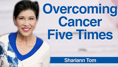 <p>REVERSING CANCER</p>