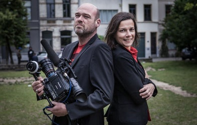 <p>Jelle Janssens &amp; Sofie Hanegreefs</p>