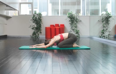 """<p><span style=""""color: var(--hp-color-text, #1b2733);"""">Pregnancy Stretch and Relaxation </span></p>"""