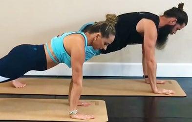 <p>Power Yoga</p>