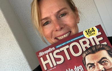 <p>ASE KARI GRAVRAK:</p><p>Quit her job and has published 70 articles in 10+ different magazines.</p>