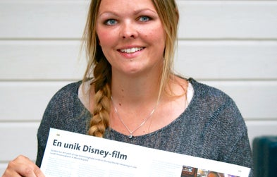 <p>LINN TESLI:</p><p>After finding the magic in article writing, she became an author!</p>