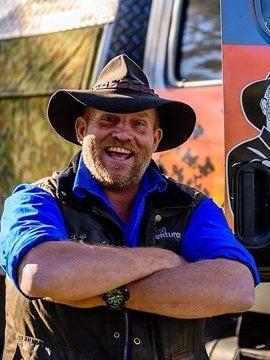 <p>The Australian Bushman</p>