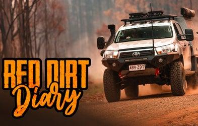 <p>Red Dirt Diary</p>