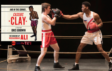 """<p><span class=""""font-bold"""">AND IN THIS CORNER...CASSIUS CLAY</span></p>"""
