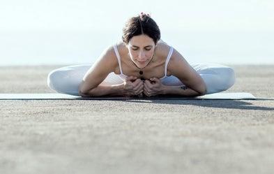 """<p><span style=""""color: #2b616d;"""" ><span class=""""font-bold""""><span class=""""text-xl"""">Mis primeros pasos en Yoga</span></span></span></p>"""