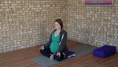 <p>10: Meditation: Breathing for Birth</p>