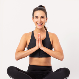Adriene Mishler of Yoga with Adriene