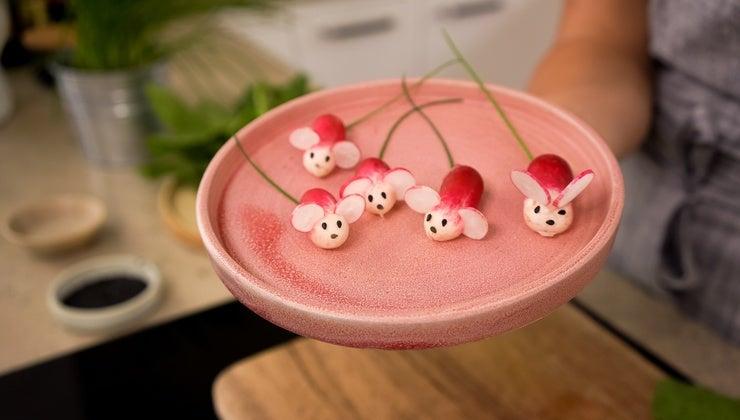 Radise mus til børn
