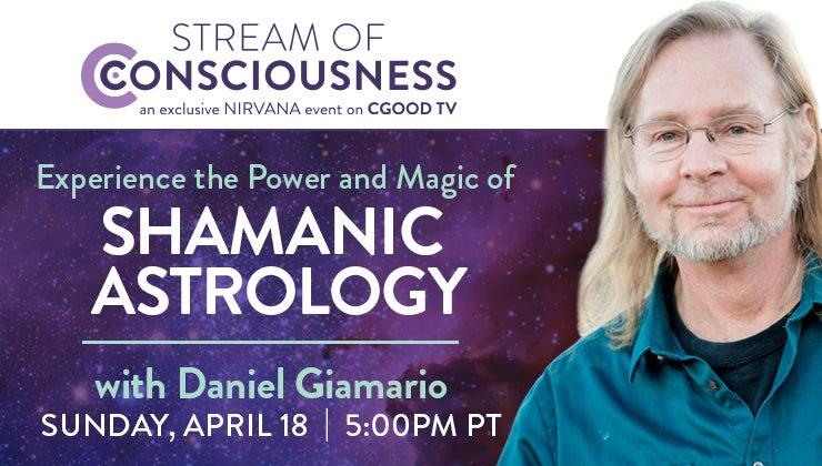 Shamanic Astrology with Daniel Giamario