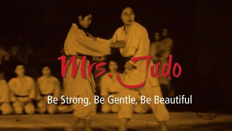 Mrs. Judo