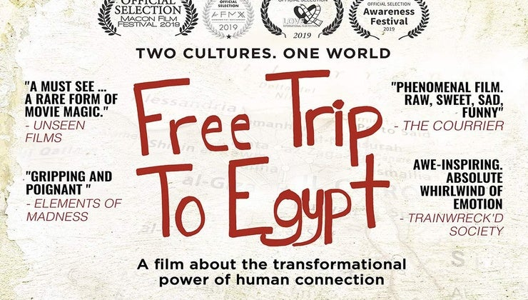 Free Trip to Egypt (available on demand)