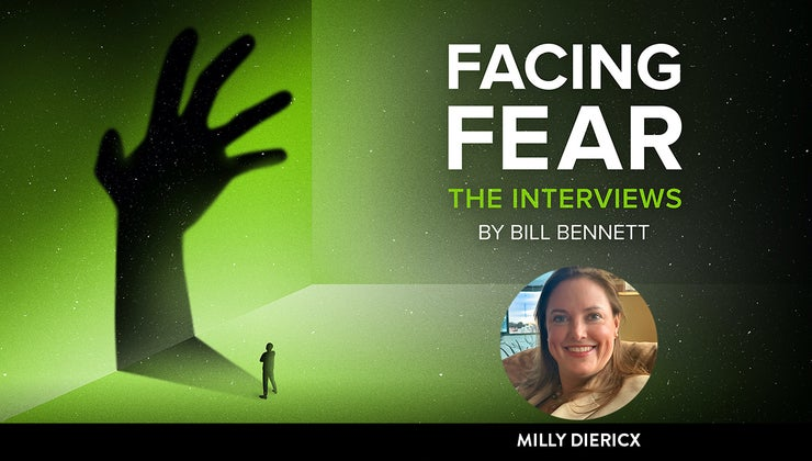 Facing Fear: Milly Diericx