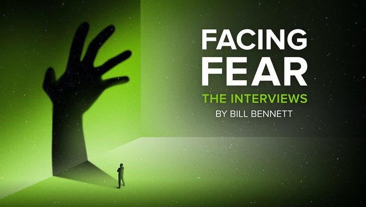 FACING FEAR: an exclusive sneak peek of Bill Bennet's newest series